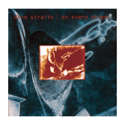 Vinyl NEW Dire Straits- On Every Street-LP-Limited Edition