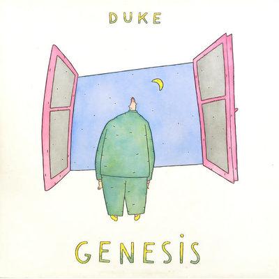 Vinyl NEW Genesis-Duke-LP-White Vinyl