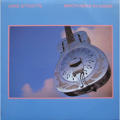 Vinyl NEW  Dire Straits – Brothers In Arms -LP