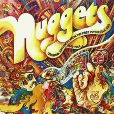 Vinyl NEW  Various – Nuggets: Original Artyfacts From The First Psychedelic Era 1965-1968
