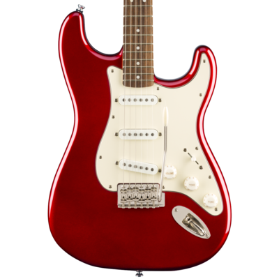 Squier NEW Squier Classic Vibe '60s Stratocaster - Candy Apple Red (040)
