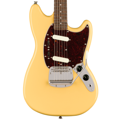 Squier NEW Squier Classic Vibe '60s Mustang - Vintage White (556)