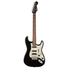 Squier NEW Squier Contemporary Stratocaster HSS - Black Metallic (027)