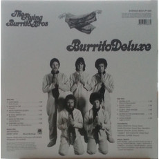 Vinyl NEW The Flying Burrito Bros.– Burrito Deluxe-LP, Reissue, 180 Gram