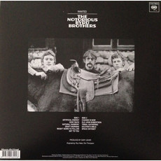 Vinyl NEW The Byrds – The Notorious Byrd Brothers-LP,Remastered, 180 gram
