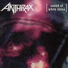 Vinyl NEW Anthrax-Sound Of White Noise-LP
