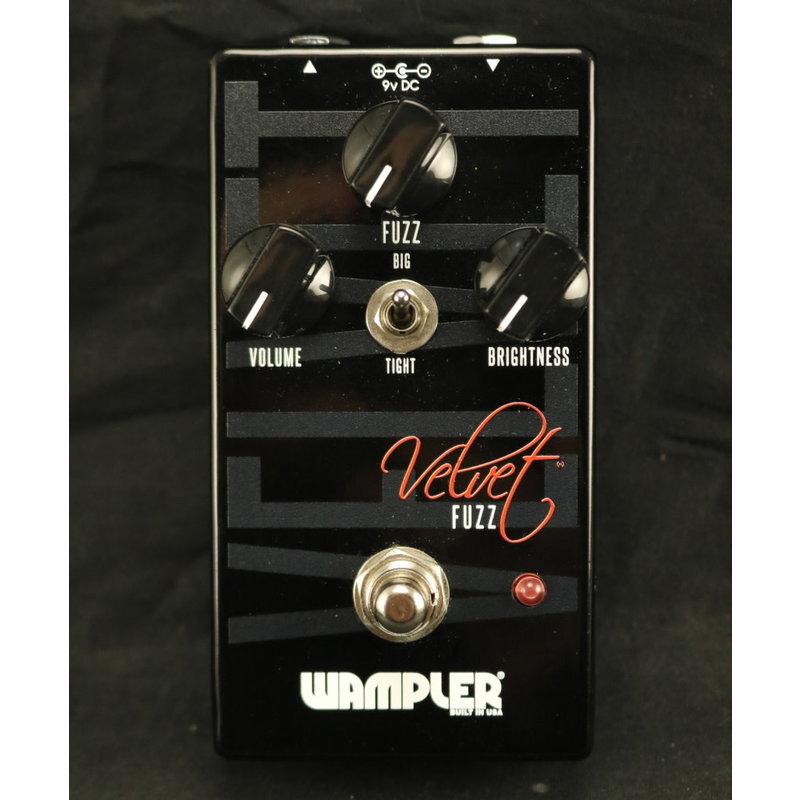 Wampler USED Wampler Velvet Fuzz (050)