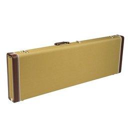 Fender NEW Fender Pro Series P/J Bass Case - Tweed