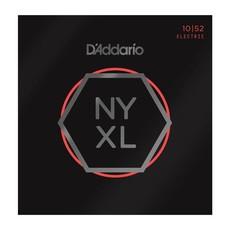 D'Addario NEW D'Addario NYXL Electric Guitar Strings - Light Top/Heavy Bottom - .010-.052