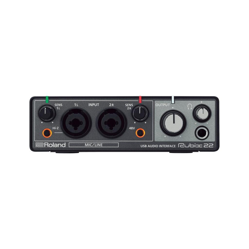 Roland NEW Roland Rubix22 2x2 USB Audio Interface