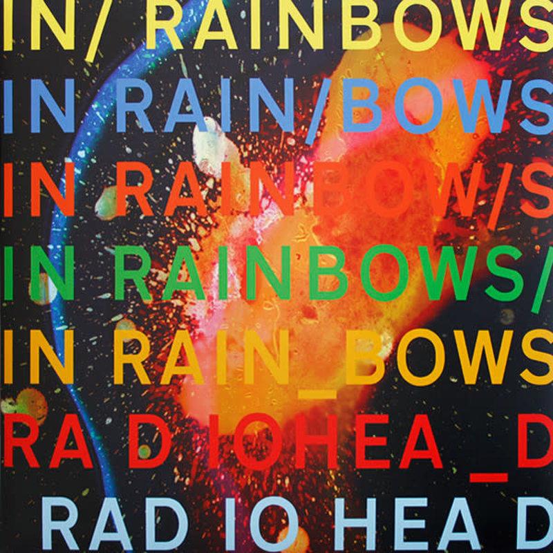 Vinyl NEW Radiohead – In Rainbows-Vinyl, LP, Album, 180g