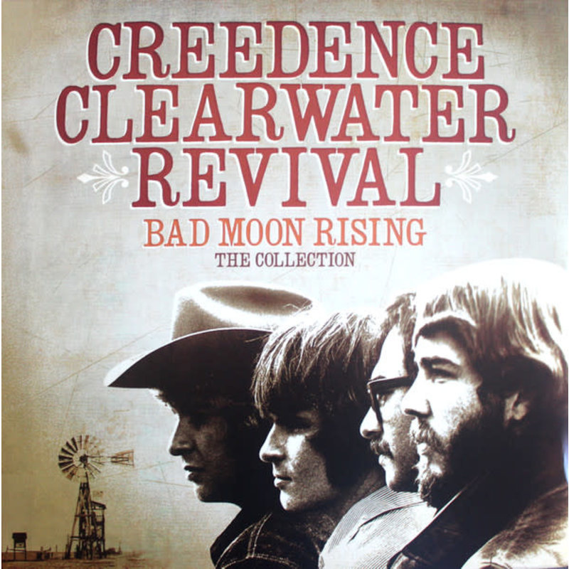 Vinyl NEW Creedence Clearwater Revival – Bad Moon Rising - The Collection