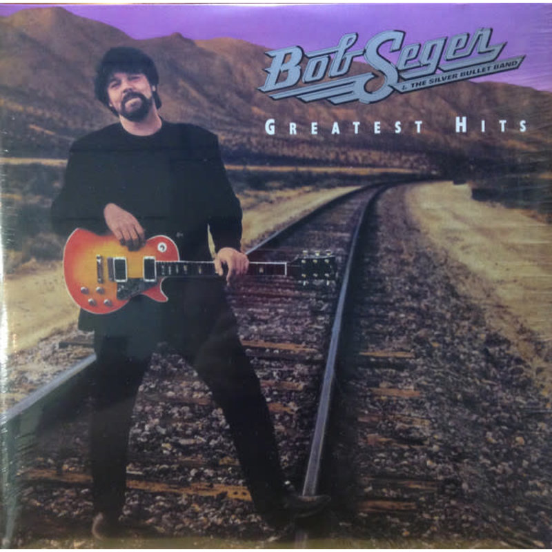 Vinyl NEW Bob Seger And The Silver Bullet Band – Greatest Hits-2 x Vinyl, LP, Compilation