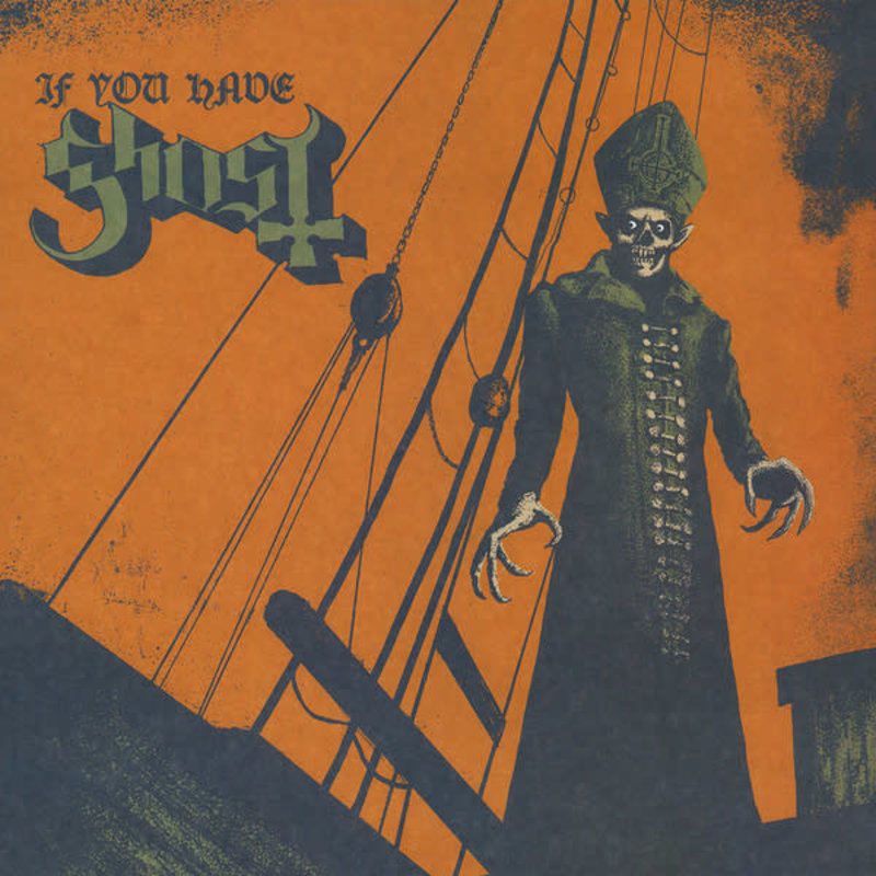 Vinyl NEW Ghost – If You Have Ghost-EP