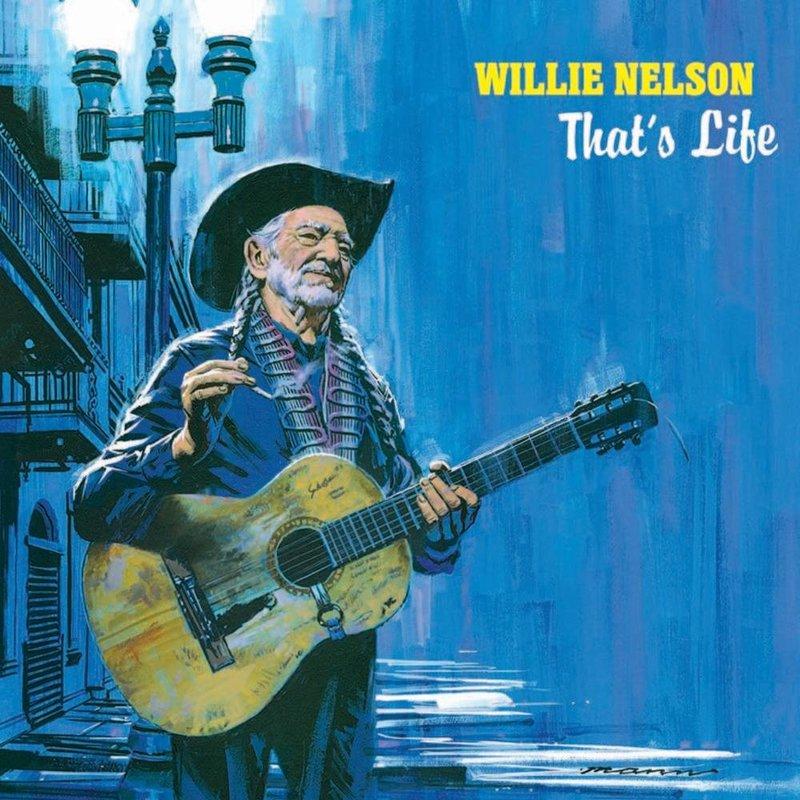 Vinyl NEW Willie Nelson-That's Life-LP