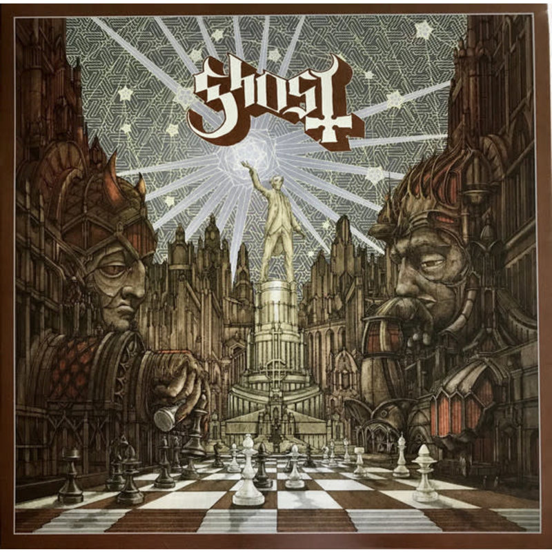 "NEW Ghost-PopeStar-Vinyl, 12"", 33 ⅓ RPM, EP"