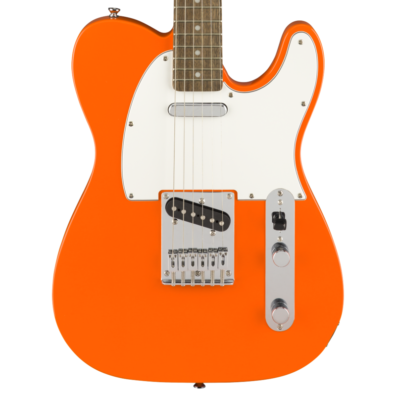 Squier NEW Squier Affinity Series Telecaster - Competition Orange (795)