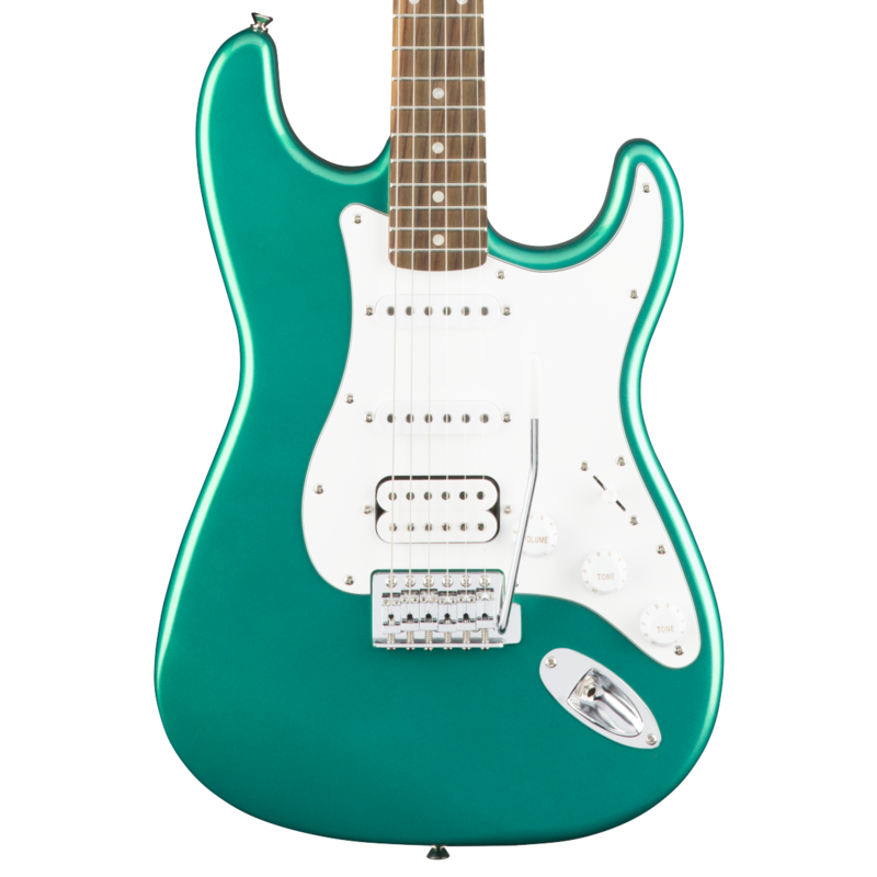 Squier NEW Squier Affinity Series Stratocaster HSS - Race Green (733)