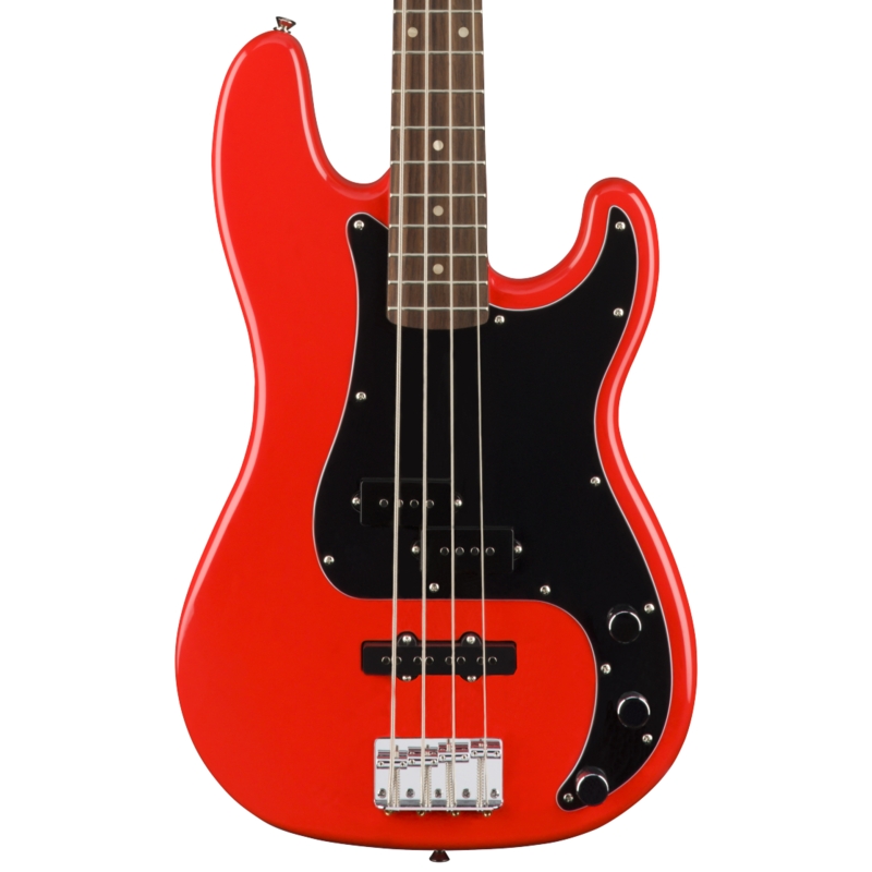 Squier NEW Squier Affinity Series Precision Bass PJ - Race Red (924)