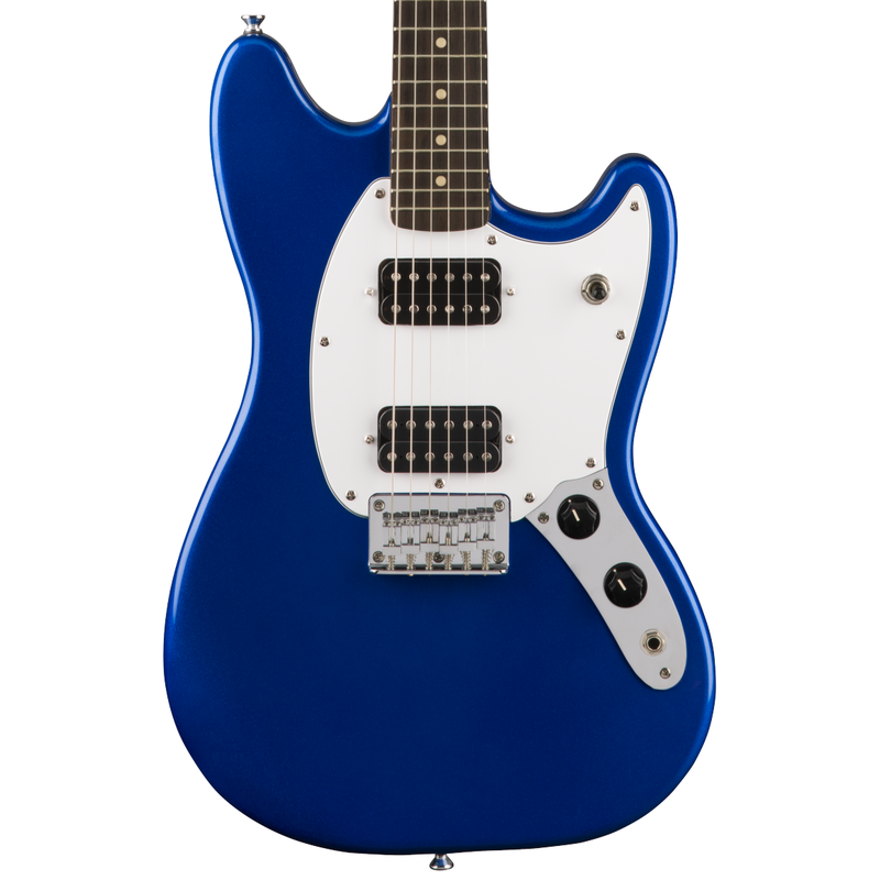 Squier NEW Squier Bullet Mustang HH - Imperial Blue (392)