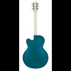 Gretsch NEW Gretsch G5410T LTD Electromatic Tri-Five - Ocean Turquoise/Vintage White (139)