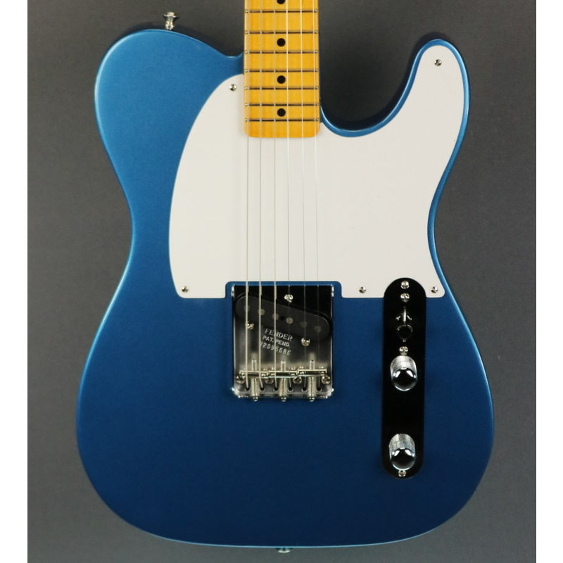 Fender NEW Fender 70th Anniversary Esquire - Lake Placid Blue (686)