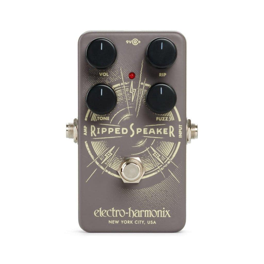 electro-harmonix NEW Electro Harmonix Ripped Speaker