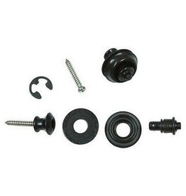 Dunlop Dunlop Dual Design Straplock System - Black