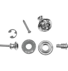 Dunlop Dunlop Dual Design Straplock System - Nickel