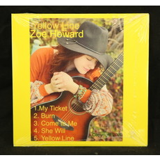 Local Music NEW Zoe Howard - Yellow Line (CD)