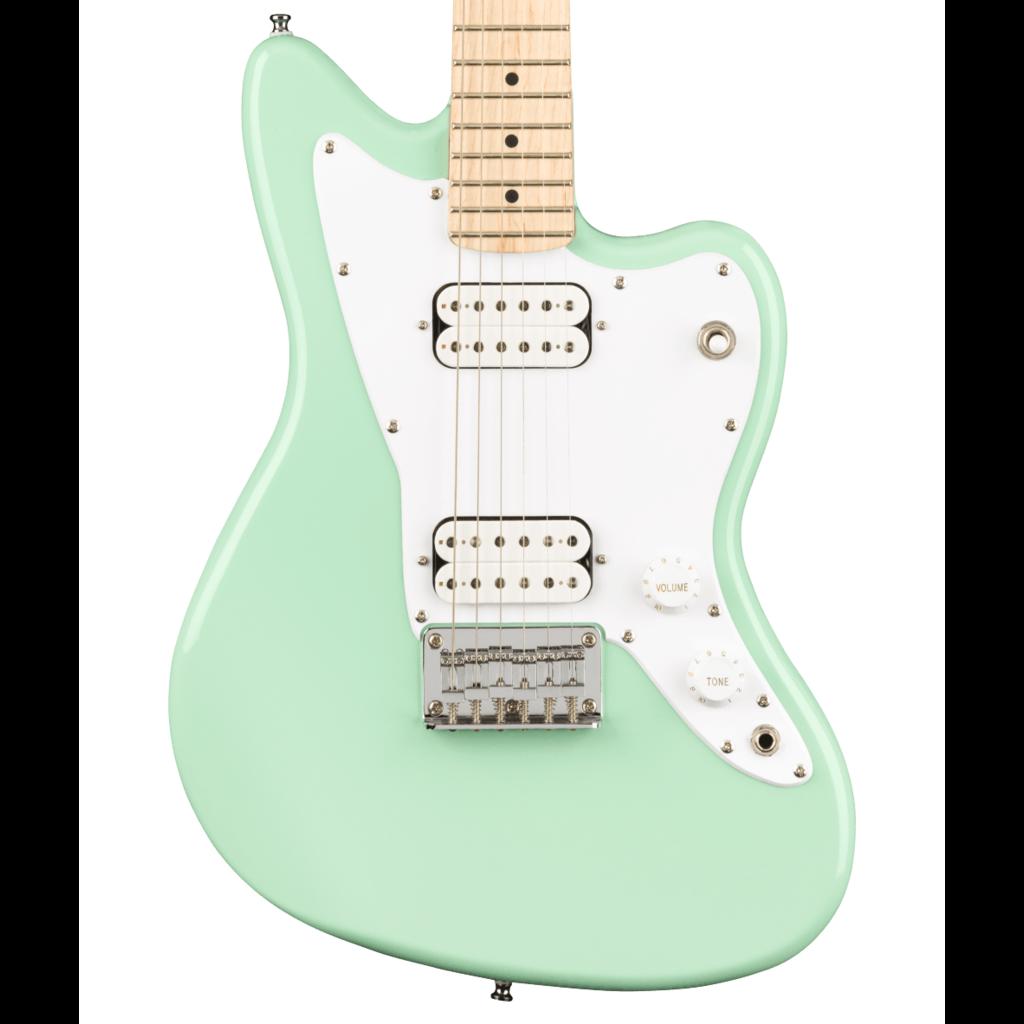 Squier NEW Squier Mini Jazzmaster HH - Surf Green (987)
