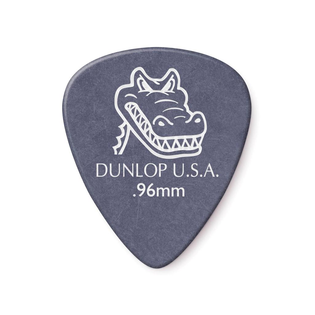 Dunlop NEW Dunlop Gator Grip Picks - .96mm - 12 Pack