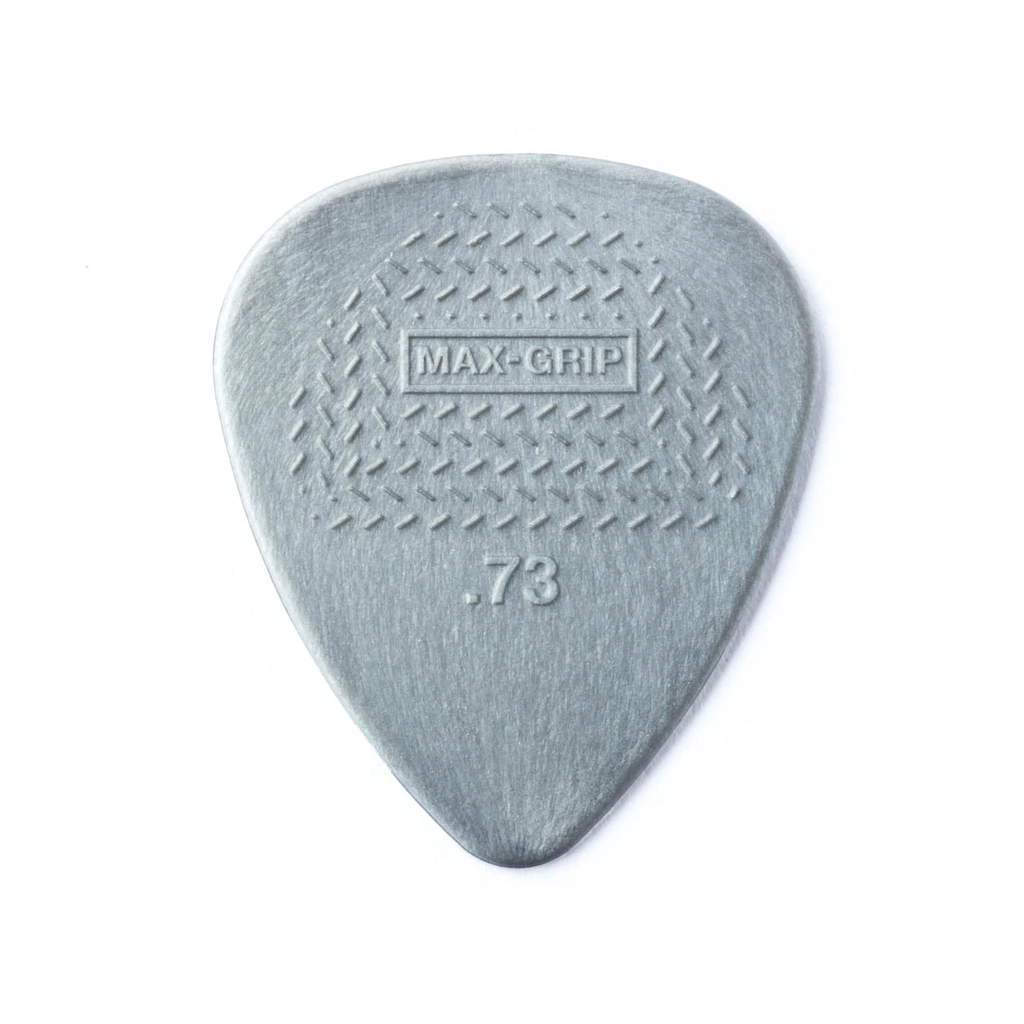 Dunlop NEW Dunlop Nylon Max Grip Guitar Picks - .73mm - 12 Pack