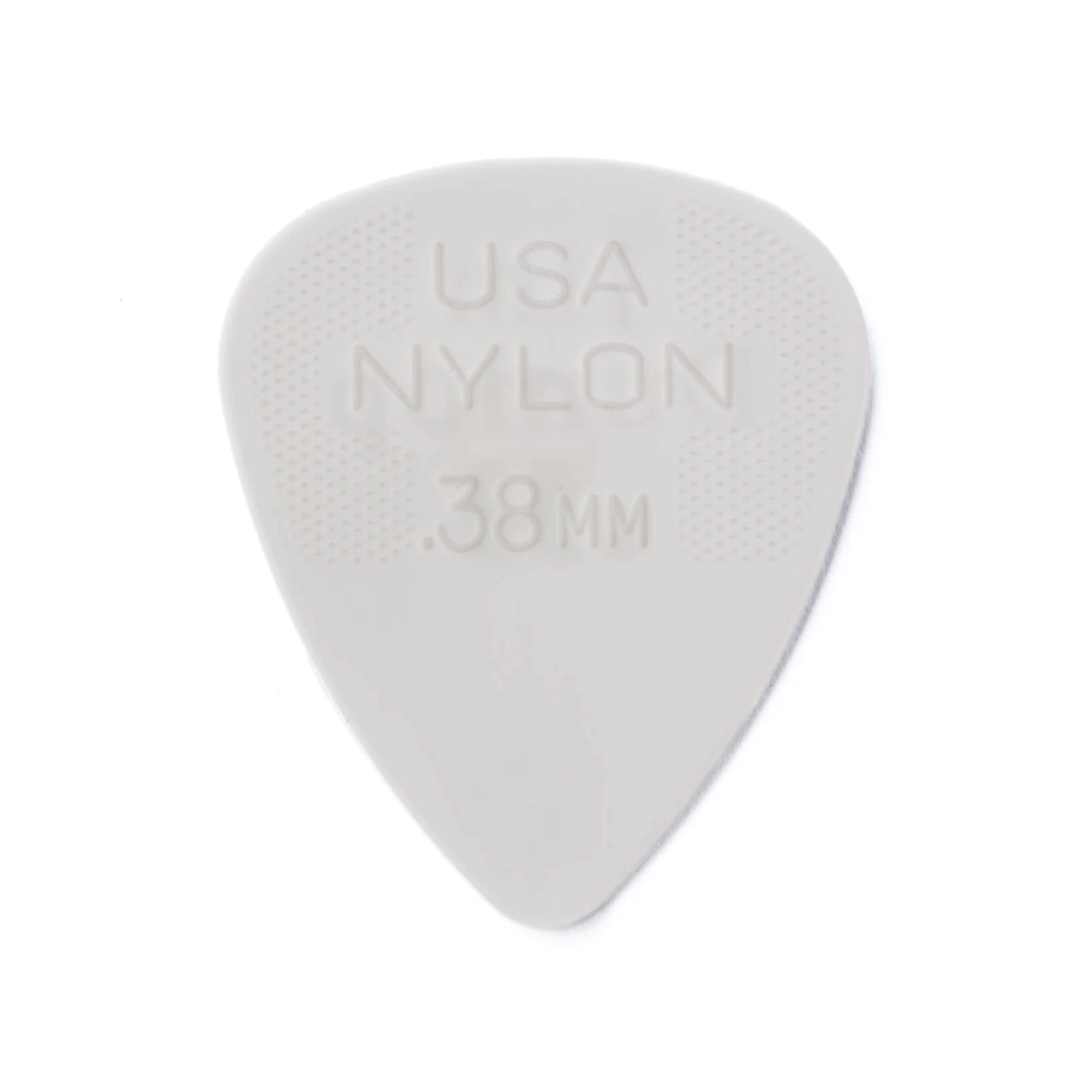 Dunlop NEW Dunlop Picks - Nylon .38mm - 12 Pack