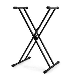 Nomad NEW Nomad NKS-K139 Double X-Style Keyboard Stand with Lever Action
