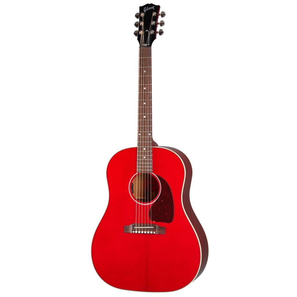 Gibson NEW Gibson J-45 Standard - Cherry (089)