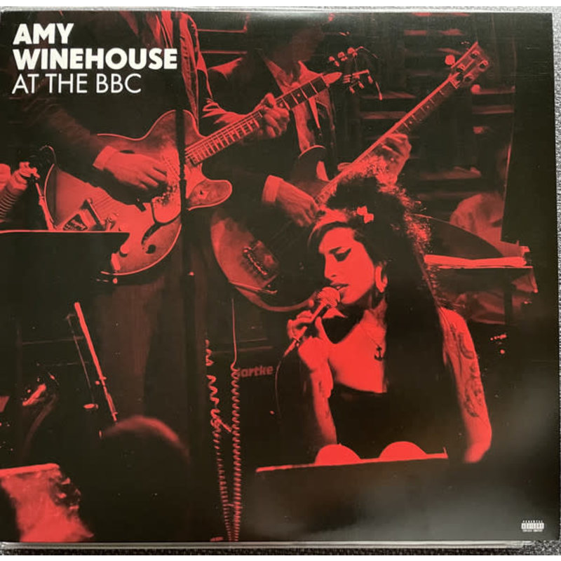 """Vinyl NEW Amy Winehouse – At The Bbc-3 x Vinyl, 12"""", 33 ⅓ RPM, Compilation, Stereo"""