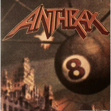 Vinyl NEW Anthrax – Volume 8 - The Threat Is Real-LP