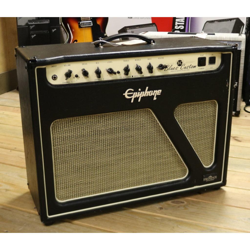 Epiphone USED Epiphone Blues Custom (070)