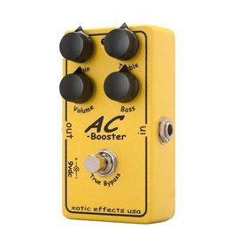 Xotic Effects NEW Xotic AC Booster