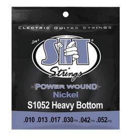 SIT Powerwound Heavy Bottom .010-.052
