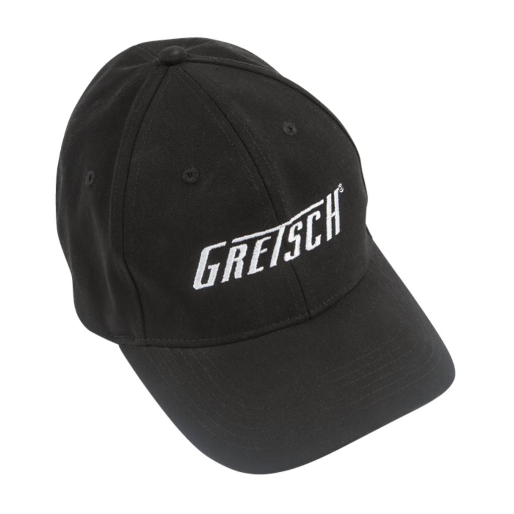 Gretsch NEW Gretsch Flexfit Hat - Black - S/M