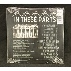 Local Music The Pastime Band  -  In These Parts - CD