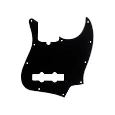 Fender NEW Fender Jazz Bass Pickguard - Black/White/Black