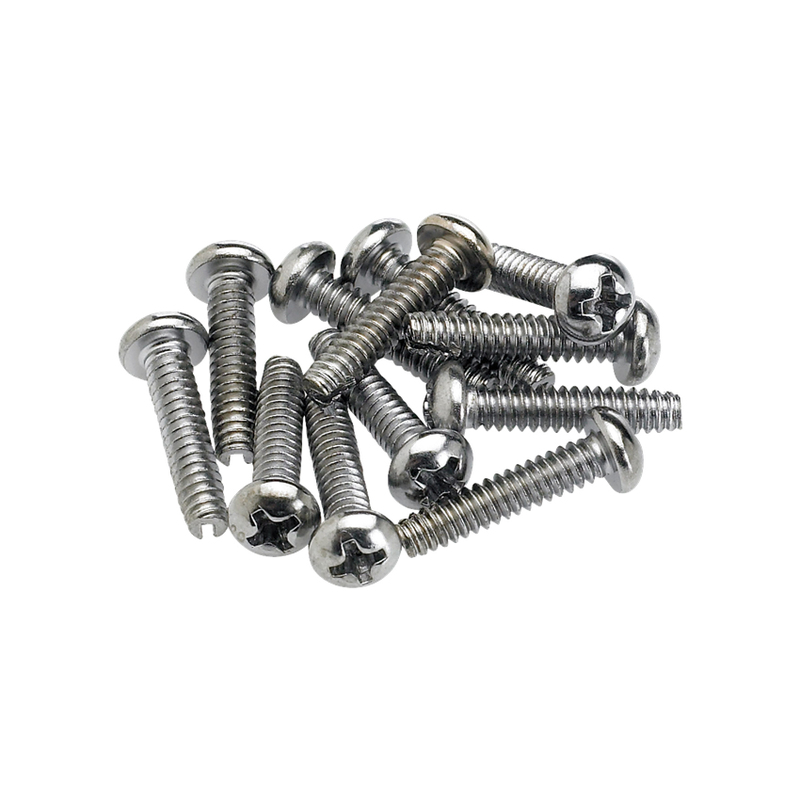 Fender NEW Fender Pickup/Selector Switch Mounting Screws - Pack of 12