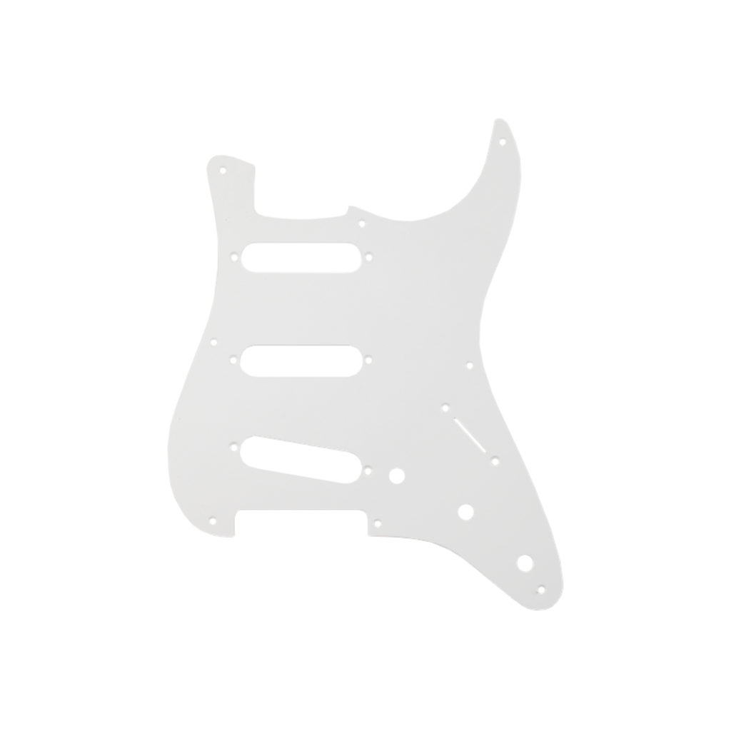 Fender NEW Fender Pure Vintage '56/'59 Stratocaster Pickguard - Eggshell