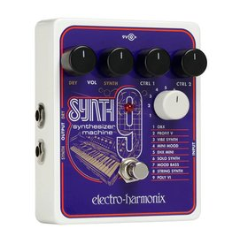 Electro-Harmonix NEW Electro Harmonix SYNTH9 Synthesizer Machine