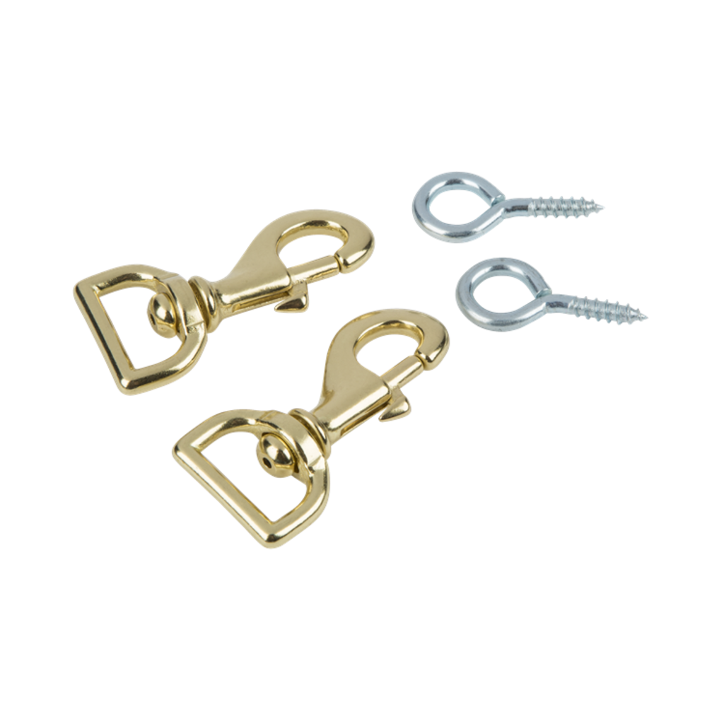 EVH NEW EVH Strap Clasps with Eye Hooks