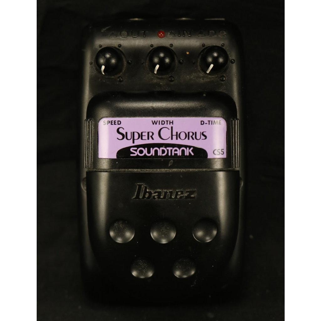 Ibanez USED Ibanez CS5 Super Chorus (160)