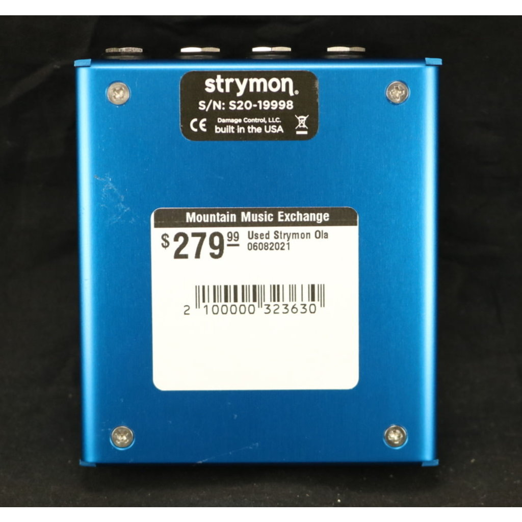 Strymon USED Strymon Ola (010)